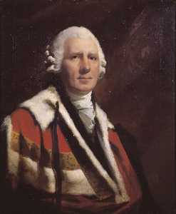 Henry Raeburn - The 1st Viscount Melville