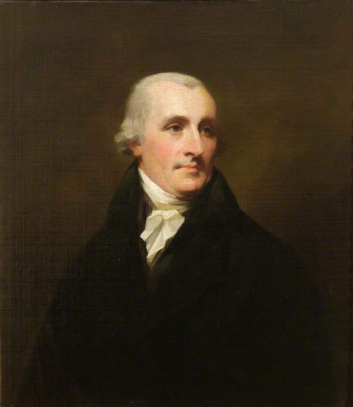 Alexander Edgar (1776–1820), of Auchingrammont, Lanarkshire and Wedderelie, Jamaica by Henry Raeburn (1756-1823, United Kingdom) | Museum Quality Reproductions | ArtsDot.com