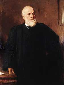 George Reid - Dr Thomas Scattergood, First Dean of Medicine at Yorkshire College (1884–1900)