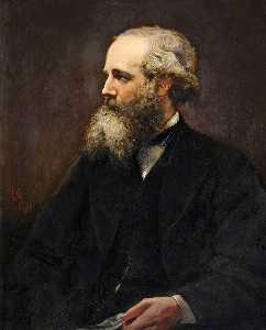 Lowes Cato Dickinson - James Clerk Maxwell, Fellow, Physicist