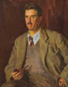 Henry Lamb - Kenneth Norman Bell (1884–1951), Scholar (1903), Fellow and Tutor in Modern History (1919–1941), Founding Secretary of the Balliol Society (1927–1950)