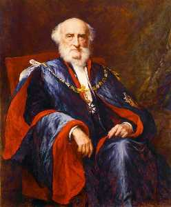 Walter William Ouless - Sir Donald Currie (1825–1..