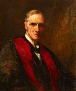 Walter William Ouless - Sir Arthur Keith (1866–19..