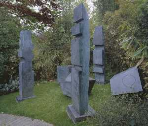 Dame Barbara Hepworth - Conversation with Magic S..