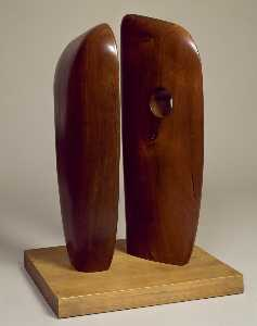 Dame Barbara Hepworth - Forms in Echelon