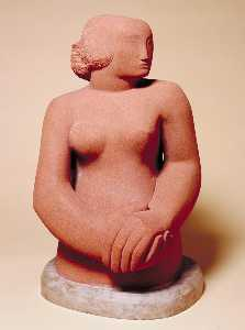 Dame Barbara Hepworth - Figure of a Woman