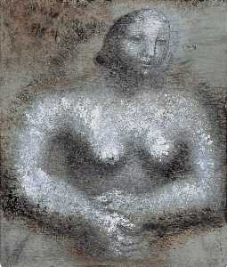 Dame Barbara Hepworth - Figure