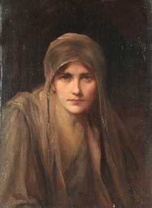 Beatrice Offor - Study for -Destiny-