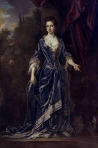 John Closterman - Lady Amabel Grey (b.1673)..