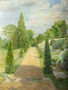 Nestor Cambier - The Gardens at Culham Court
