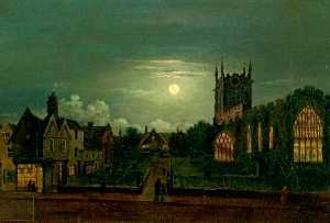 Henry Lark I Pratt - St Peter's Church, Derby,..