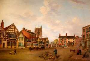 Henry Lark I Pratt - Red Lion Square