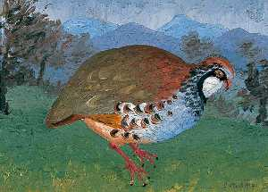 Cedric Lockwood Morris - French Partridge