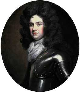 John Baptist De Medina - David Colyear (1657–1730), 2nd Baronet and 1st Earl of Portmore
