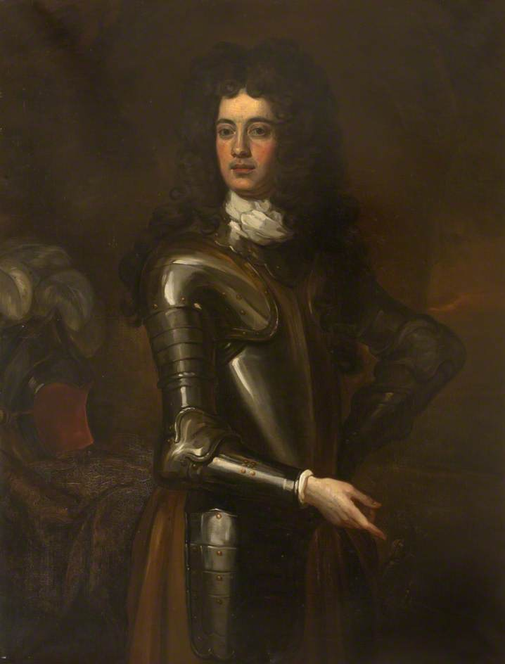 William, 5th Earl of Nithsdale, 1690 by John Baptist De Medina | Painting Copy | ArtsDot.com