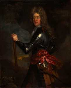 John Baptist De Medina - David Melville (1660–1728), 3rd Earl of Leven, Statesman and Soldier