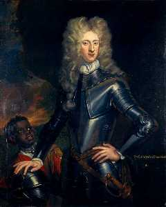 John Baptist De Medina - James Drummond (1673–1720), 2nd Titular Duke of Perth, Jacobite
