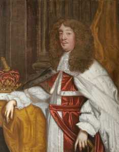 John Baptist De Medina - John Maitland (1616–1682), Duke of Lauderdale (after Peter Lely)