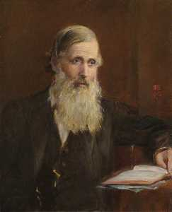 Lowes Cato Dickinson - Henry Sidgwick (1838–1900), Fellow, Philosopher and Knightsbridge Professor (1883–1900)