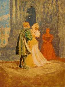 Thérèse Lessore - 'The Taming of the Shrew'