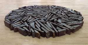 Richard Long - South Bank Circle