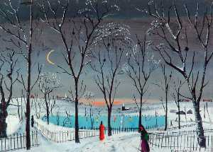 Fred Uhlman - Winter