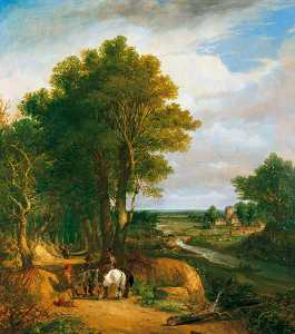 Frederick Waters (William.. - Landscape