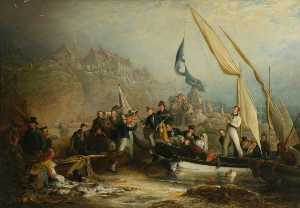 Henry Perlee Parker - The Cullercoats Party