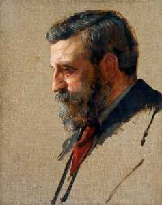 Alphonse Legros - William Cosens Way (1833–..