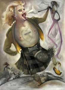 John Byrne - Billy Connolly (b.1942), Entertainer