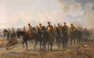 Elizabeth Southerden Thom.. - The Royal Horse Guards Re..
