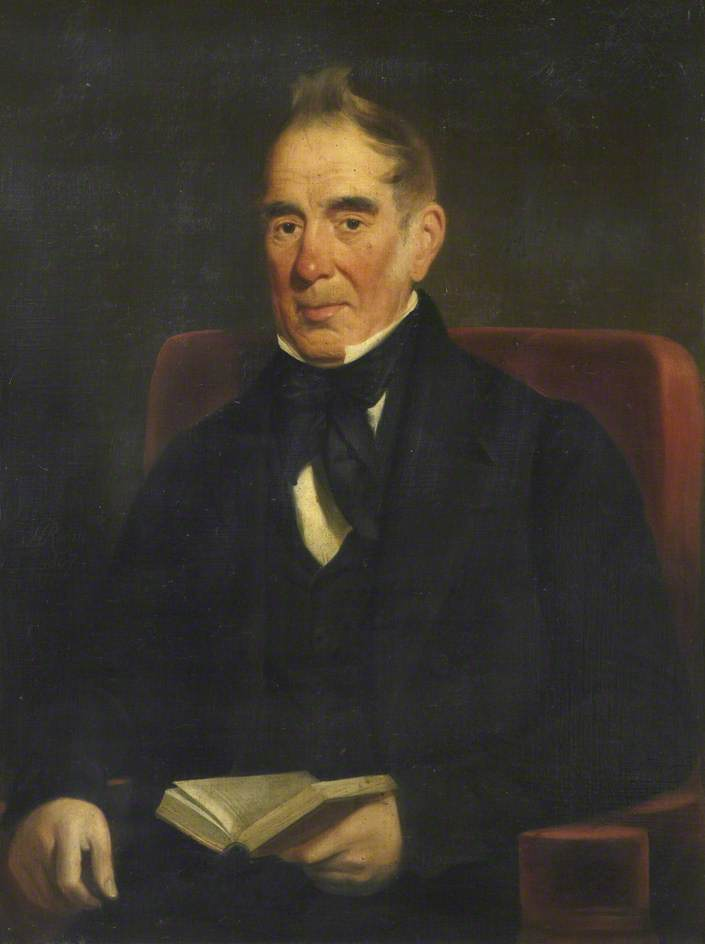 David Dewar, Senior, 1847 by Henry Room | Reproductions Henry Room | ArtsDot.com