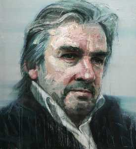 Colin Davidson - Portrait of Barry Douglas