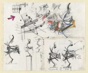 Jean Tinguely - 50 RPM