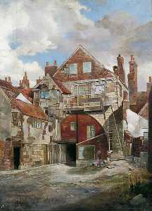 Walter Harvey Brook - The Gatehouse, Holy Trinity Priory, York