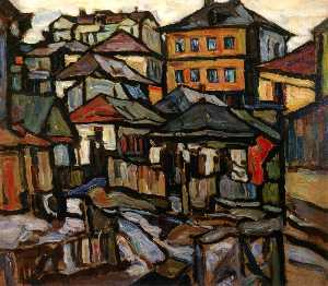 Abraham Manievich - Moscow II