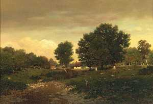 Henry Pember Smith - Landscape