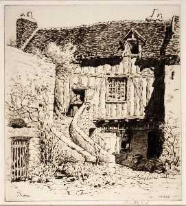 Kerr Eby - Little House, Amboise