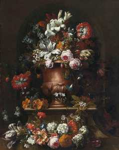 Gaspar Peeter The Younger.. - Flowers
