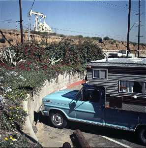 Kenneth Mcgowan - Oil Well and Camper (from..