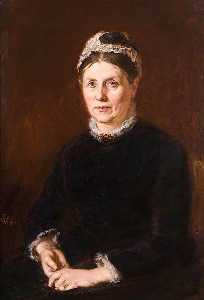 William Mctaggart - Mrs (James Guthrie) Orcha..