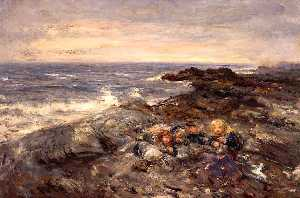 William Mctaggart - Flotsam and Jetsam