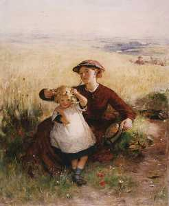 William Mctaggart - Dora