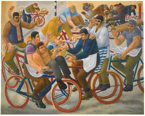 William Roberts - Bicycle Boys