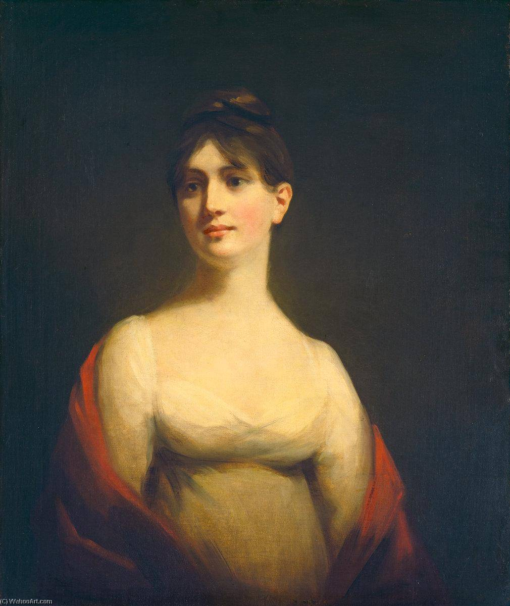 Miss Davidson Reid, 1806 by Henry Raeburn (1756-1823, United Kingdom) | Museum Art Reproductions | ArtsDot.com
