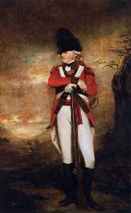 Henry Raeburn - Captain Hay of Spot