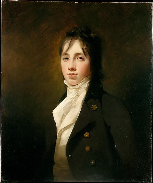 William Fraser of Reelig (1784 1835), 1801 by Henry Raeburn (1756-1823, United Kingdom) | Art Reproduction | ArtsDot.com