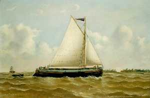 Ruben Chappell - The Humber Sloop -Harry-