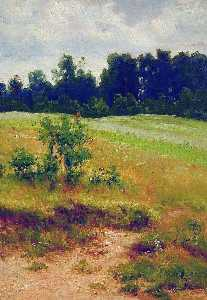 Vladimir Orlovsky - In the Field