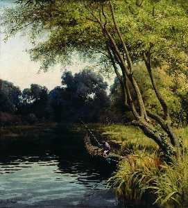 Vladimir Orlovsky - Fishing